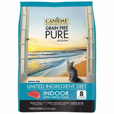 Canidae Ocean Adult Fish Dry Cat Food