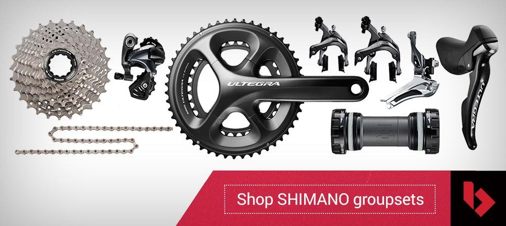 Shimano Bike Groupsets for Sale | BikeExchange com au