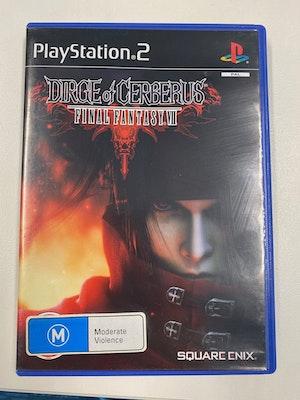 Dirge of Cerberus PS2