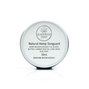 Blackwood Hemp Natural Hemp Sunguard - 30gm / 50ml