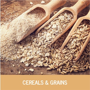 Cereals and Grains Category