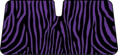 Zebra Premium Sunshade - Purple