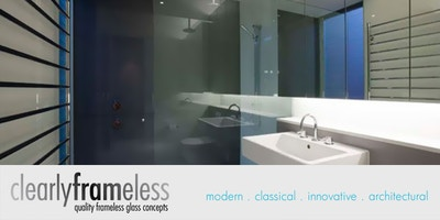 Frameless Glass Shower Screens