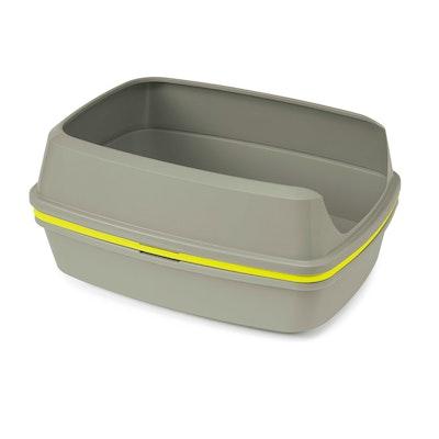Moderna Lift To Sift Cat Litter Box Grey