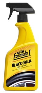 Formula 1 Black Gold Tyre Shine 680ml