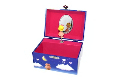 Kaper Kidz UNICORN KEEPSAKE MUSIC BOX