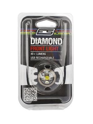 ES Accessories Diamond USB LED Front Light