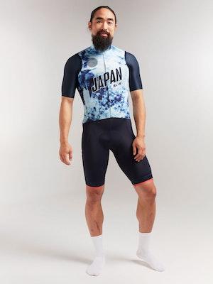 Black Sheep Cycling Men's Essentials TEAM Vest - Shibori
