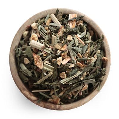 Mitea Organic - Detox Green Tea & Lemon