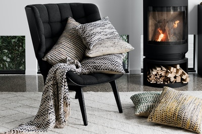 How to make cosy chic in your home this winter