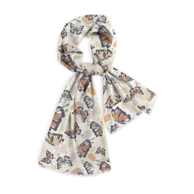 Robyn Lowit Designs Natural Cotton Scarf