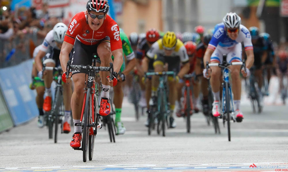 Greipel Gallops to Stage Honours