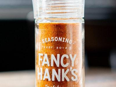 Fancy Hanks Taco Rub