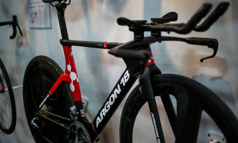 Argon 18 2016 - First Look at Interbike 2015
