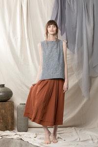 Quillan Copper Skirt