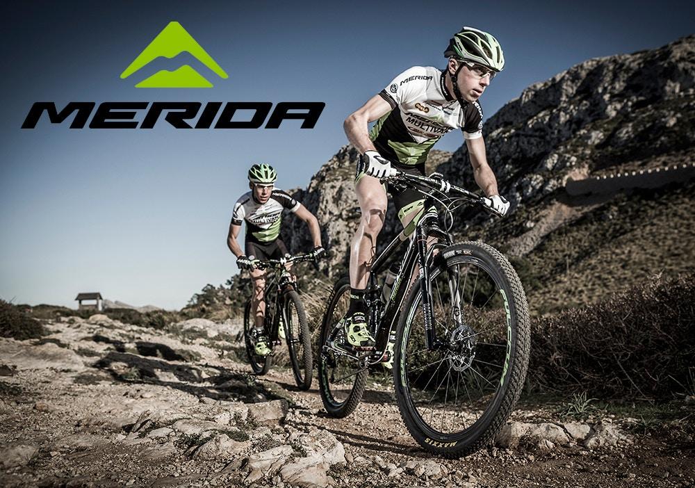 Merida - Bikes für Jedermann