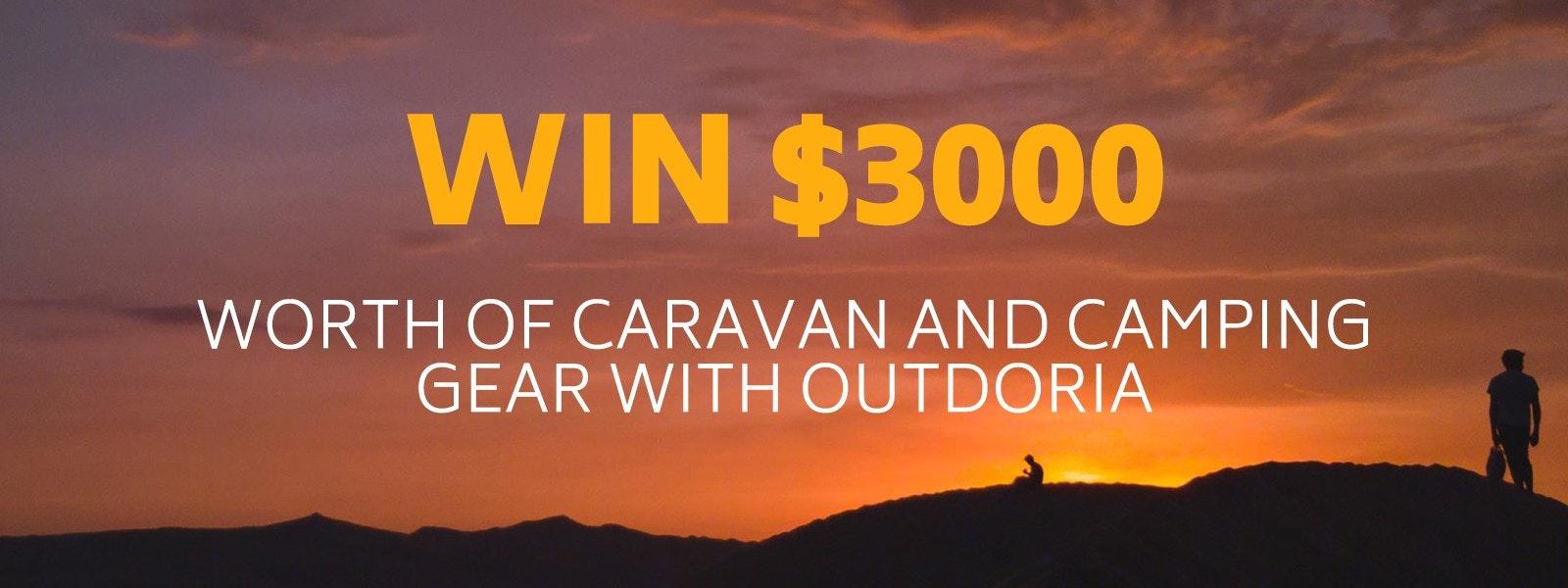 Win a $3,000 worth prize