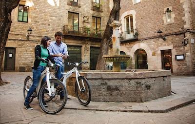 E-Biken in Barcelona - In kurzer Zeit mehr erleben