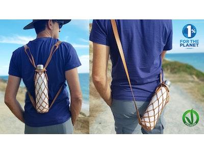 Drink in Style Backpack Cross Body Bottle Bag