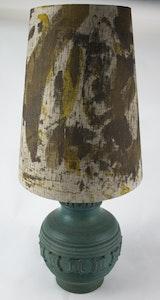 Splash Conical Lamp Shape - Chocolate