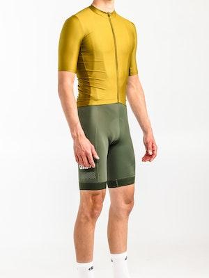 dib Men's Proto Short Sleeve Jersey - Coyote Brown