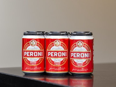 Peroni Rosso 6 pack