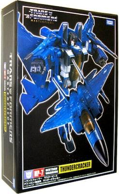 Transformers Masterpiece Thundercracker MP7 Brand New Sealed Authentic Takara