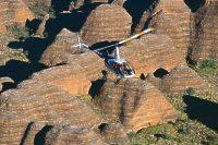 Amazing Bungle Bungle view from the air courtesy Tourism WA