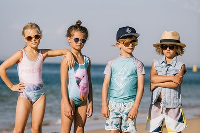 Tips for Choosing Your Kids' Swimwear