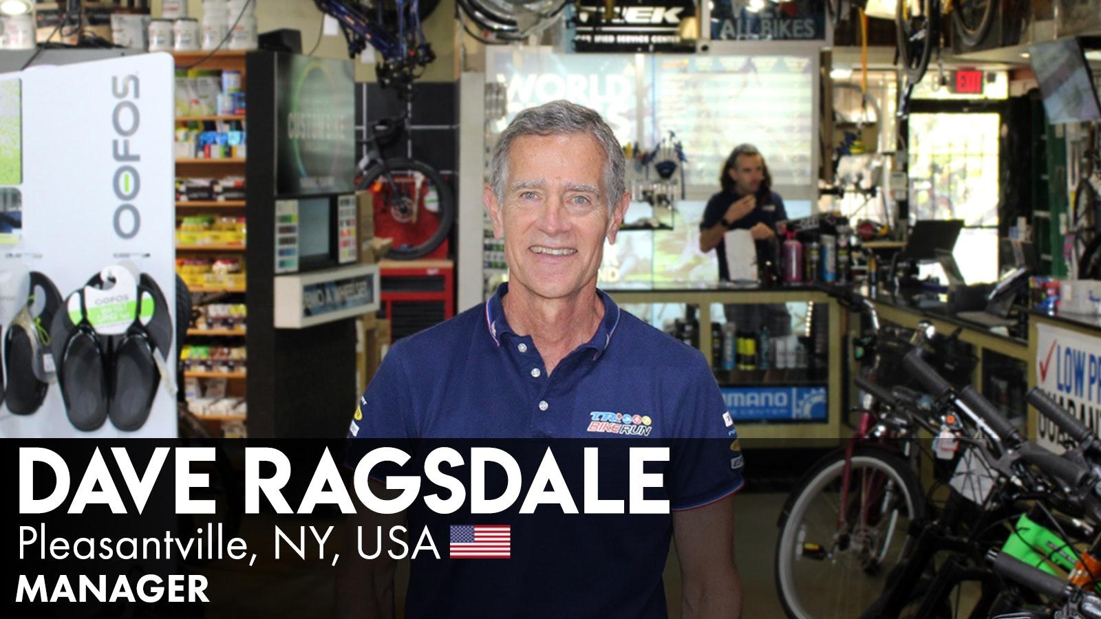 Dave Ragsdale