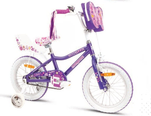 "Missygoose, 16"" Kids Bikes"