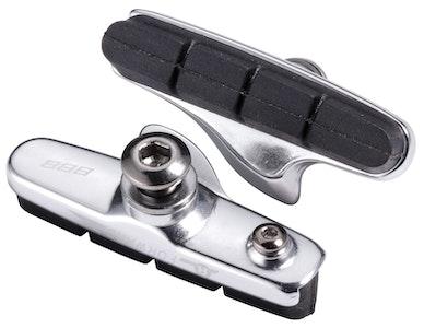 Road Cartridge Brake Pads - Triple Col  (2 Pairs)