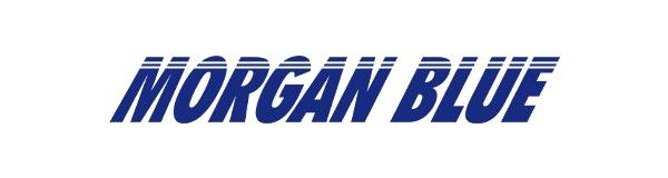 MORGAN BLUE Logo