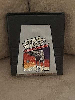 Atari 2600 Star Wars The Empire Strikes Back Cart