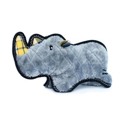 Zippy Paws Grunterz - Ronny the Black Rhino