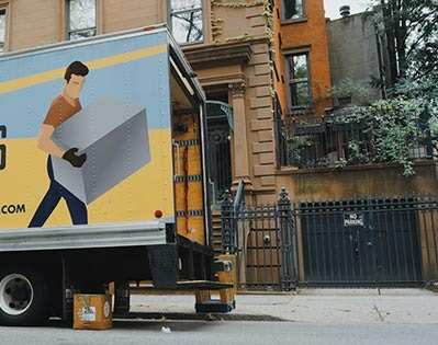 Security tips for when you're moving house