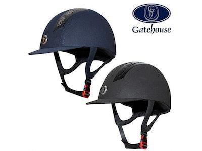 Gatehouse Chelsea Air Flow Suedette Helmet
