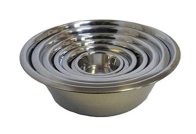 SUPERIOR PET GOODS Superior Pet Economy Multi Purpose Stainless Steel Pet Bowl - 7 Sizes