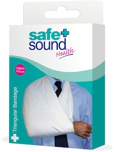 Safe + Sound Triangular Bandage 129cm x 91cm