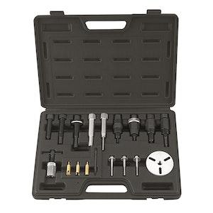 Toledo A/C Clutch Hub Puller & Installer Kit - 18pc Set