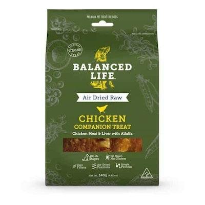 BALANCED LIFE Chicken Companion Dog Treats 140G