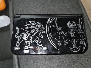 Pokemon Sun & Moon 3ds XL