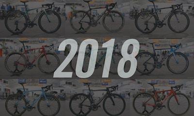 Pro Bikes of the 2018 WorldTour
