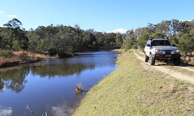 4WD Adventures: Condamine Gorge & Cullendore