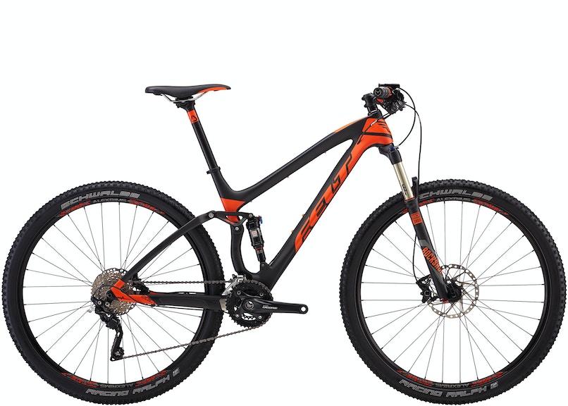 Edict 3, 29er Dual Suspension MTB Bikes