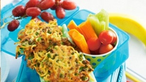 Elizabeth Chong's Lunch Recipes for Kids on the Move