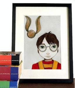Harry Potter - Art Print