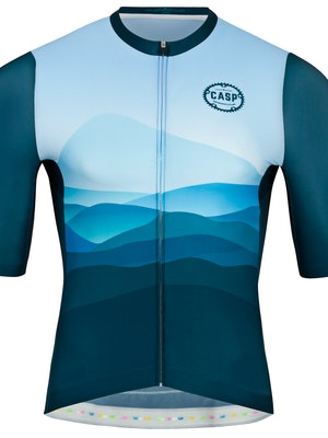 Casp Performance Cycling Peaks Jersey