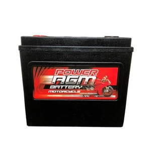 Power AGM 12V 19AH 425CCAs Motorcycle Battery