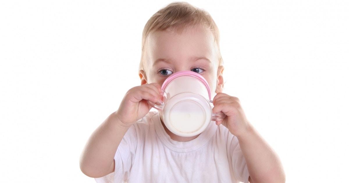 Is bub having tummy troubles? You should consider goat's milk formula